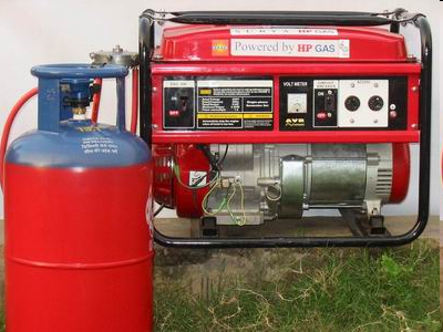 Lpg Gas Dispenser Editorial Photography - Image: 43231347
