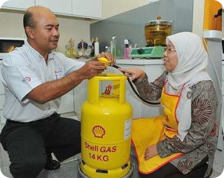 LPG and Safety Measures at Home