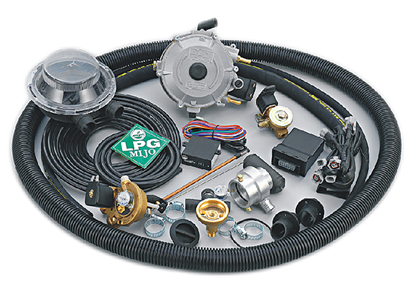 LPG Conversion and LPG Kits